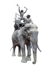 King Naresuan's War Elephant.