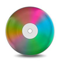 Rainbow Cd Disc