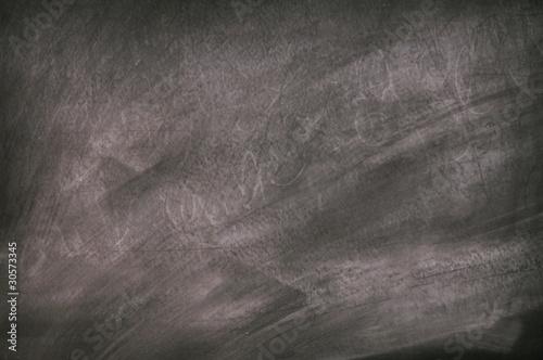 Cuadros en Lienzo Black chalkboard surface