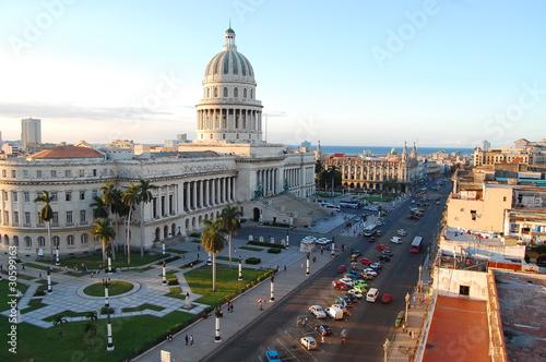 fototapeta na ścianę Havana