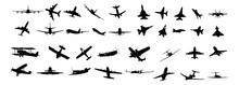 Miltary, Passenger, Propeller ...