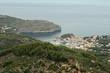 Port de Sóller à Majorque vu depuis le Mirador de Ses Barques