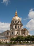 Fototapeta Fototapety Paryż - Pałac Inwalidów w Paryżu
