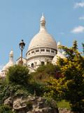 Fototapeta Fototapety Paryż - Sacre Coeur w Paryżu
