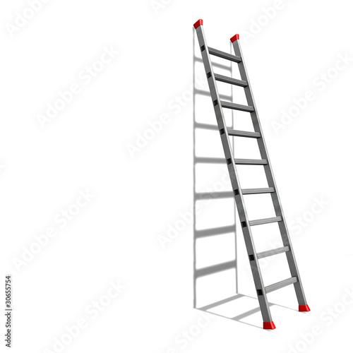 Foto op Plexiglas Trappen ladder