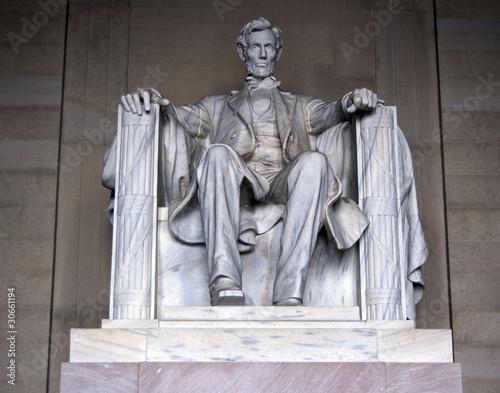Fotografia  Abraham Lincoln Memorial