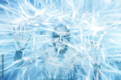 Iceman Tableau sur Toile