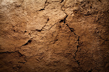 Earth Dirt Texture Background Of Brown Mud