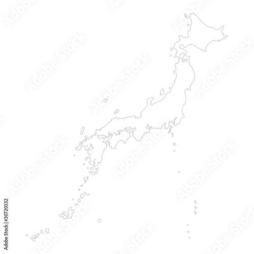 Japan Karte.Karte Japan Ii Buy This Stock Vector And Explore Similar Vectors