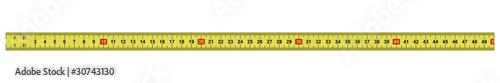 Fotografie, Obraz  Tape measure