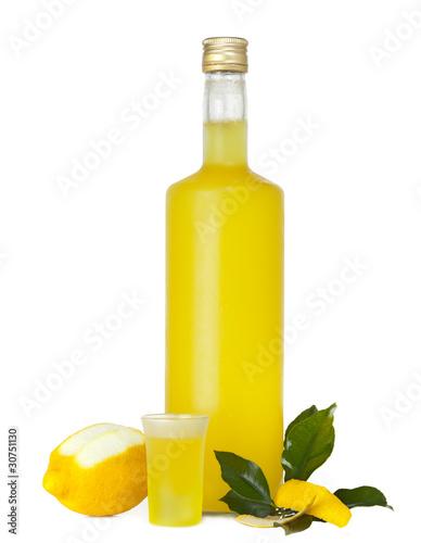 Bottiglia di Limoncello