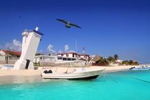 Puerto Morelos Beach Mayan Riv...