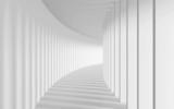 Fototapeta Perspektywa 3d - Corridor