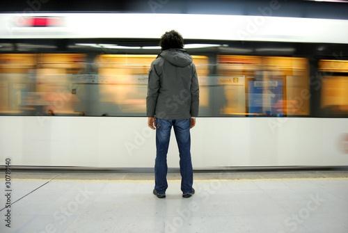 metropolitana Plakát