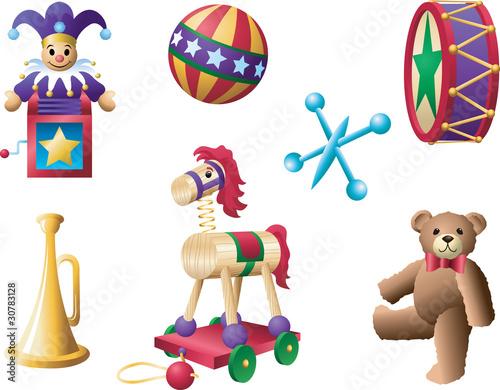 Retro Toys 2