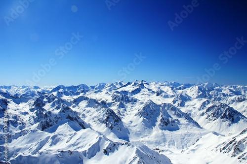 Widok na Pic du Midi