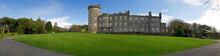 Panorama Of Luxury Dromoland Castle In West Ireland