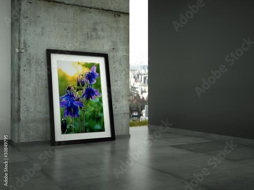 """Fotografía  3d Rendering Galerie """"Akelei"""""""