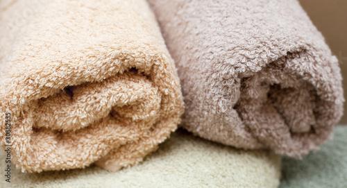 Cuadros en Lienzo serviette de bain
