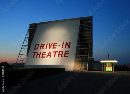 Fotografie, Obraz  Pohon v divadle