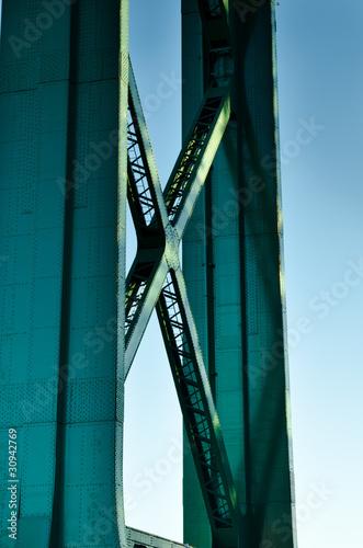 Photo  First Narrows Bridge