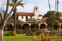 Beautiful Mission At San Juan Capistrano