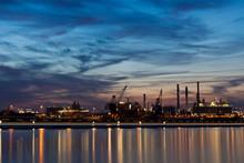 Industrie, Energie, Transport