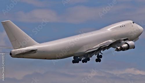 Tela  747 Take-off