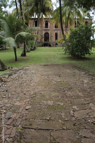Photo sur Plexiglas Zen pierres a sable iles du saluts