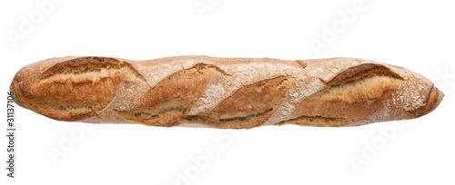 Fotografie, Obraz  Baguette long french bread