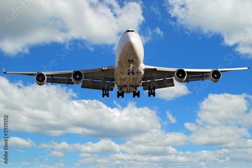 Papel de parede  747 Clouds (B)