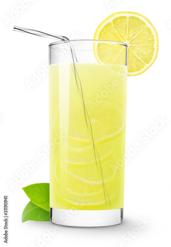 Stampa su Tela Isolated drink