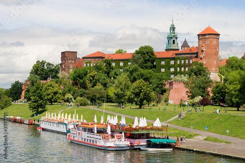 zamek-krolewski-na-wawelu-w-polsce