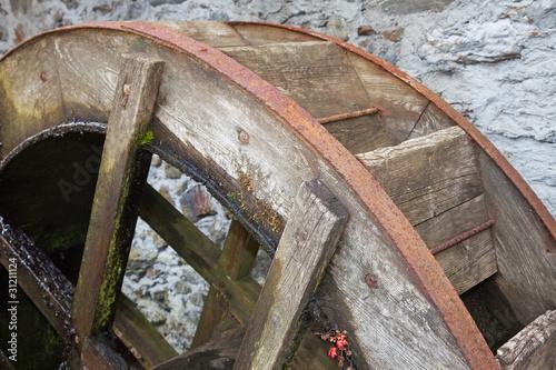 Foto op Plexiglas Molens water mill