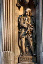 French Philosopher Voltaire At...