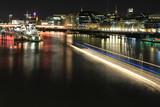 Fototapeta Londyn - Tamiza