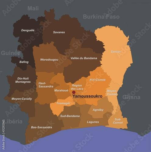 Elfenbeinküste / Côte d'Ivoire @p(AS)ob