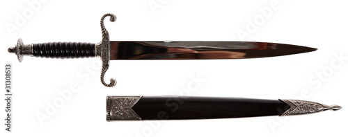 Foto Model of the old dagger, souvenir
