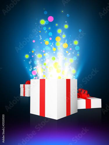 Photo  Magic glow gifts