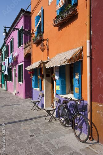 Poster Havana I colori di Burano