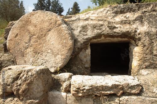 Fotomural Christ's tomb
