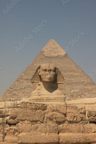 Tuinposter Egypte TRASFONDO