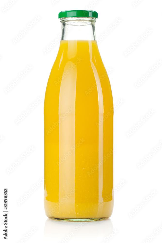 Fototapeta Orange juice