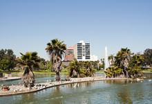 Park In Los Angeles
