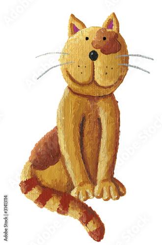 ladny-brazowy-kot