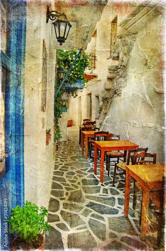 tradycyjne-greckie-tawerny-obraz-artystyczny