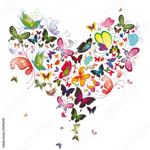 motyli-serce-valentine-ilustracja-element-projektu