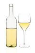 White wine set.