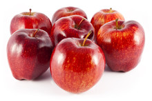 Seven Red Apple