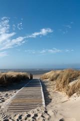 Obraz Nordsee Strand auf Langeoog